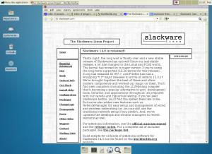 Slackware 14.0 (XFCE)